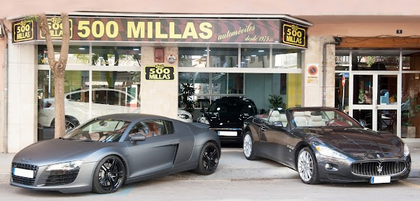 500 millas automóviles,s.l.