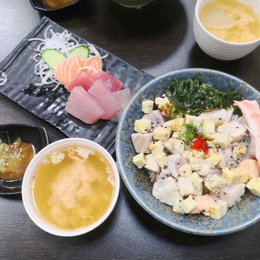 炙東津生魚片丼飯壽司