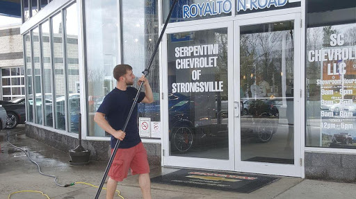 The Window Cleaning Co. in Fairview Park, Ohio
