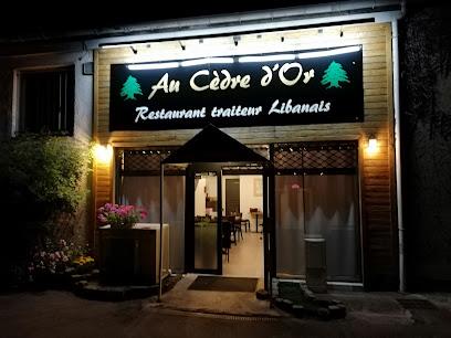 photo du restaurant AU CEDRE D'OR
