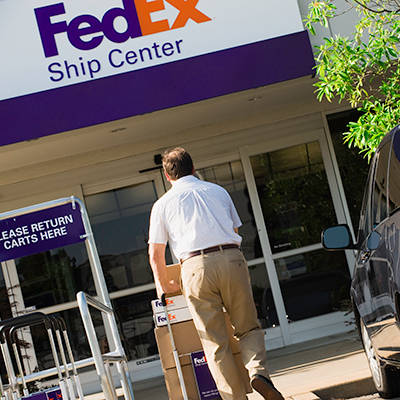 Shipping and Mailing Service «FedEx Ship Center», reviews and photos