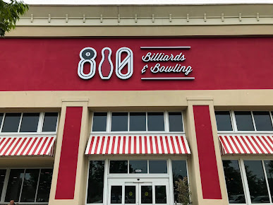 810 Billiards & Bowling - The Market Common
