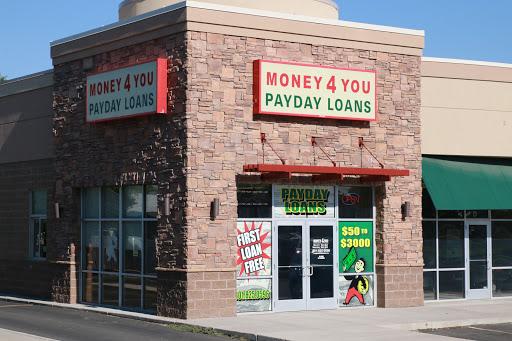 Money 4 You Payday Loans, 2173 N 2000 W, Clinton, UT 84015, USA, Loan Agency