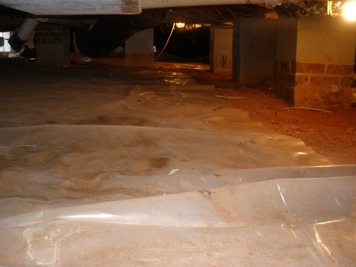 Water Damage Restoration Service «Crawl Space & Basement Technologies», reviews and photos