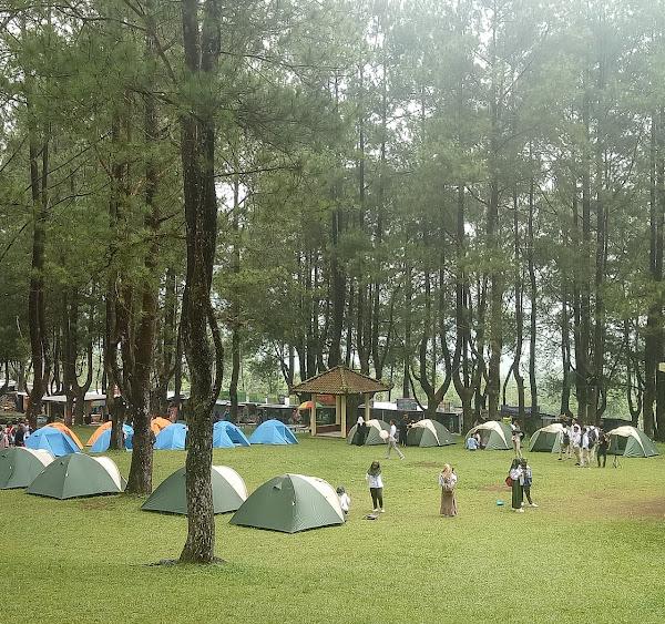 camping area goa lawa