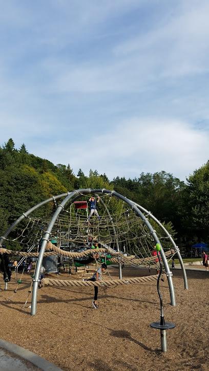 Golden Gardens Park Playground