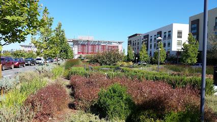 Landing Green Park