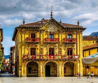 City Hall of Oñati
