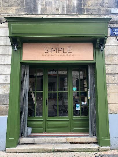 photo du restaurant SiMPLE . restaurant rassembleur