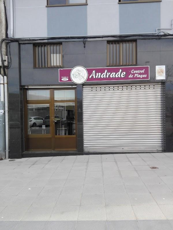 Control de Plagas Andrade, S.L.