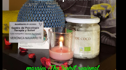 imagen de masajista masajes The Spirit regional