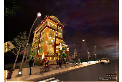Green Mark Architects & InteriorsMangalore