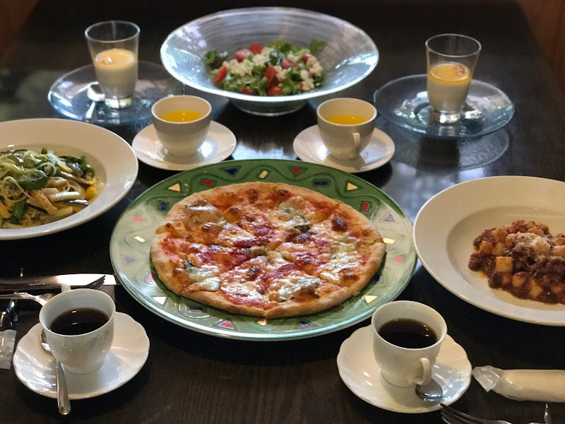 レストラン南の風 ー湯布院 イタリア家庭料理