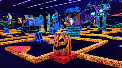Monster Mini Golf - Indoor Golf, Arcade, Virtual Reality, Bowling and Lazer