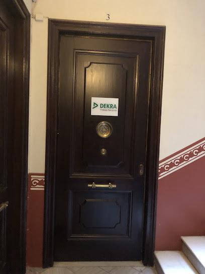 DEKRA Empleo ETT S.L., Empresa de trabajo temporal en Barcelona
