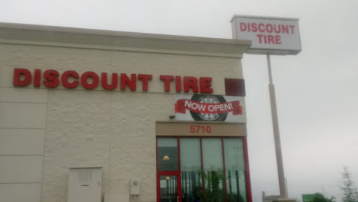 Tire Shop «Discount Tire Store - Fort Smith, AR», reviews and photos, 5710 Rogers Ave, Fort Smith, AR 72903, USA