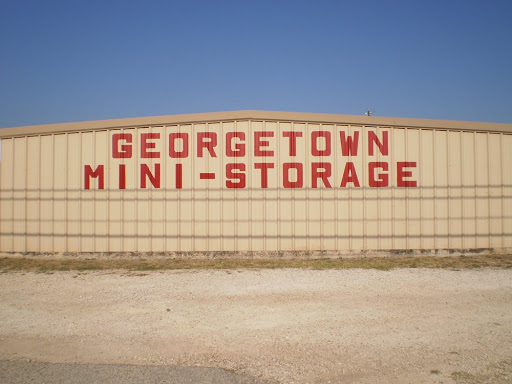 Georgetown Mini Storage, 2220 N Austin Ave, Georgetown, TX 78626, Self-Storage Facility