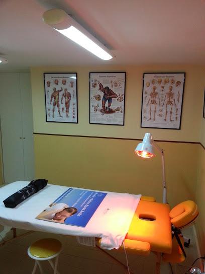 imagen de masajista Masaje y Relax. David Ávila.