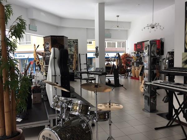Musical Las Palmas
