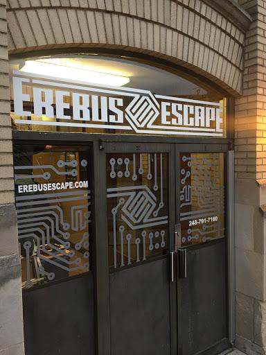 Tourist Attraction «Erebus Escape», reviews and photos, 34 Oakland Ave, Pontiac, MI 48342, USA