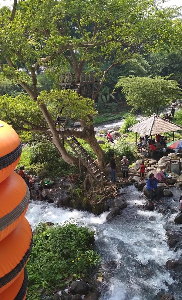 Tempat Wisata Di Klaten Waterboom Cokro Tulung