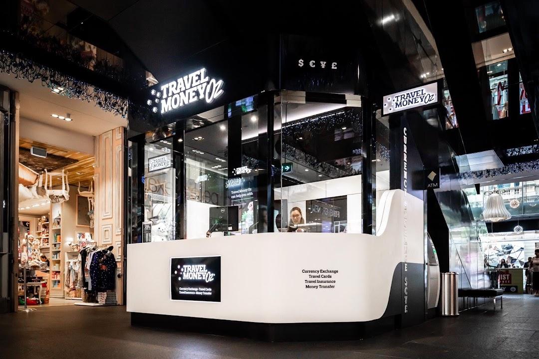Travel Money Oz Mid City Centre
