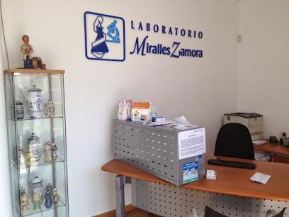 Laboratorio Análisis Clínicos Miralles Zamora