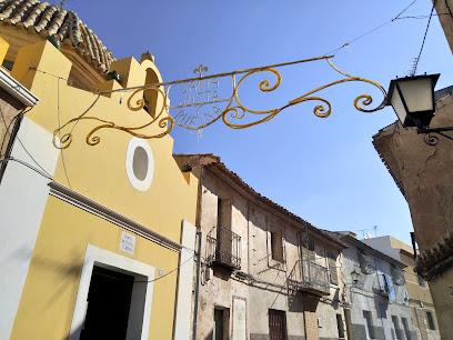 Ermita de les santes Justa i Rufina