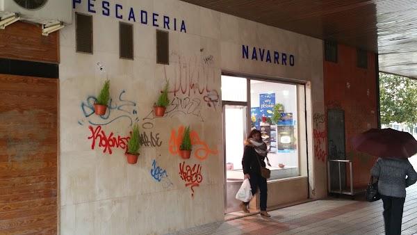 Pescadería Navarro