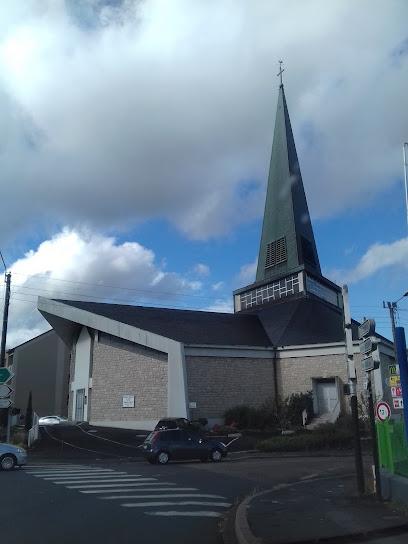 Église des Rosiers
