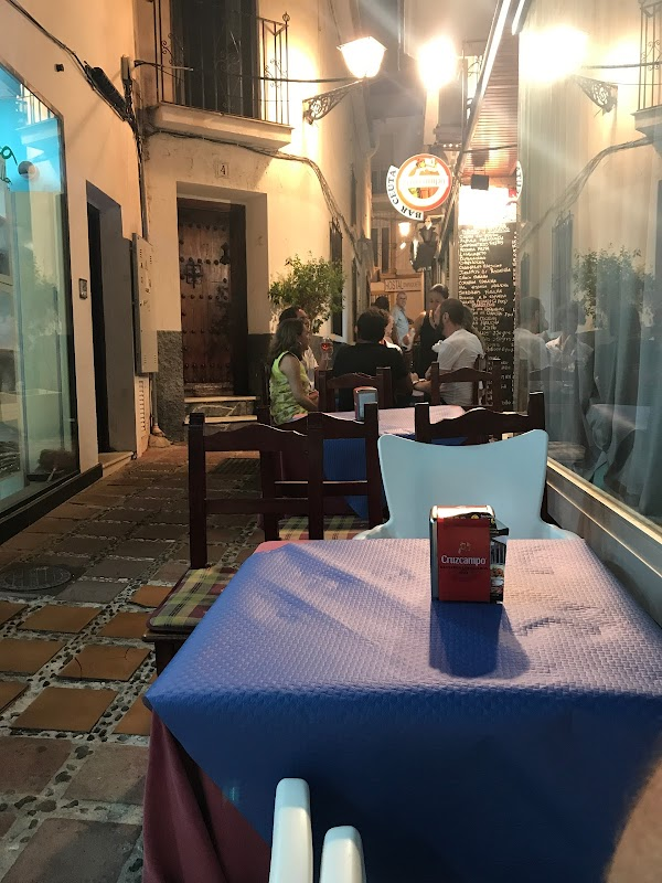 Bar Ceuta - Pescado y Marisco