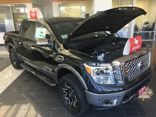 Car Dealer «Bert Ogden Nissan», Reviews And Photos, 721 N Jackson Rd,  McAllen, TX ...