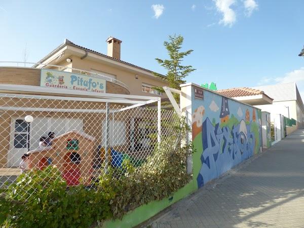 Escuela Infantil- Guardería Pitufos