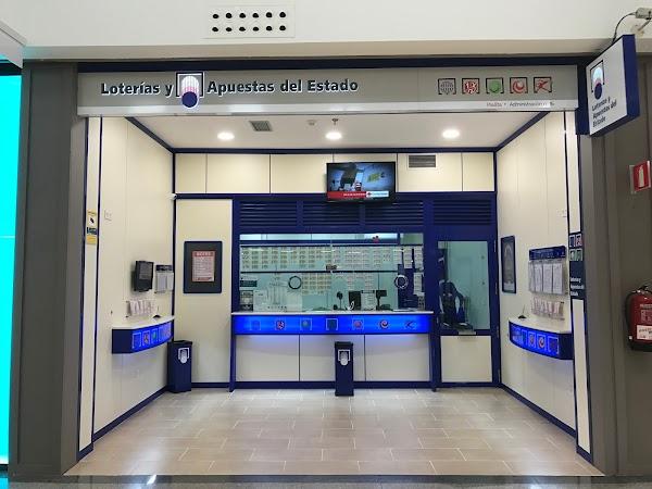 Administración de Lotería N16