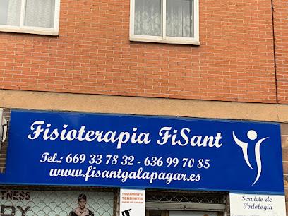 imagen de masajista FiSant Fisioterapia Galapagar