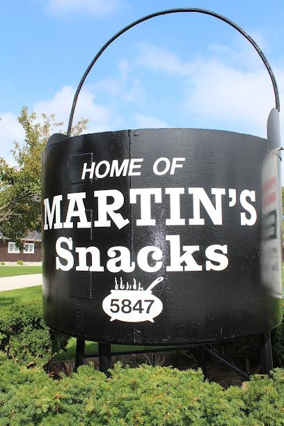 Martin's Potato Chips Inc