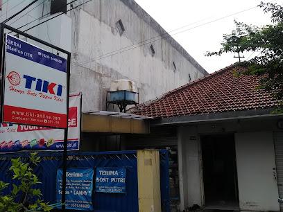TIKI Gerai Stadion (116) - Jl. Stadion Selatan Semarang