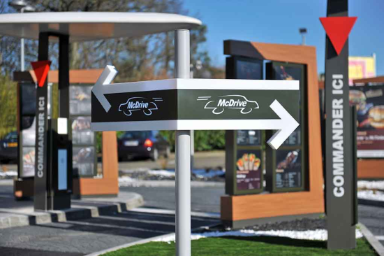 photo du resaurant McDonald's Grenade