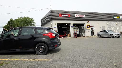 Magasin de pneus Centre du Pneu S. Bourque à Victoriaville (Quebec) | AutoDir