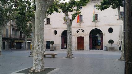Casa consistorial de sa Pobla