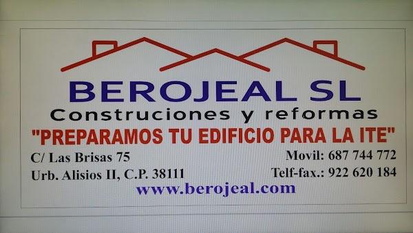 Construcciones y Reformas Berojeal
