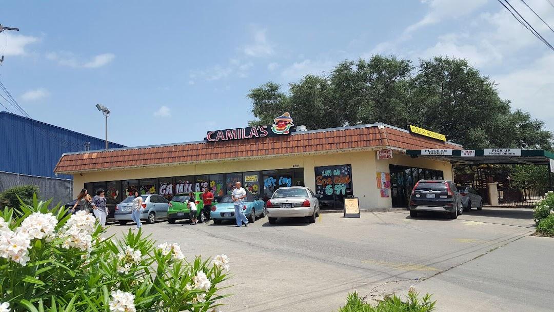Camilas Mexican Restaurant-Henderson Pass