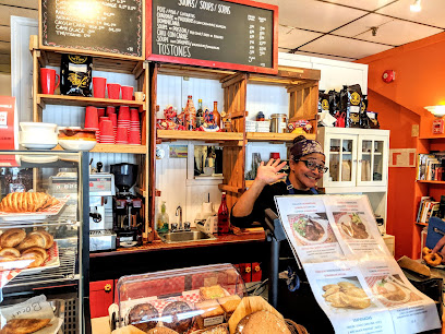 La Dominicaine - Café Traiteur