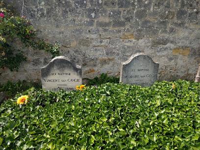 Tomb of Vincent van Gogh