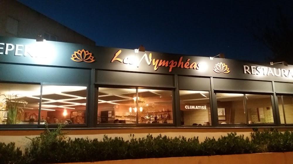 photo du resaurant Créperie Restaurant Les Nymphéas