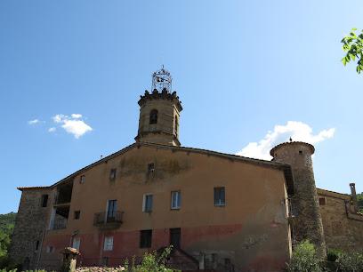 Parròquia de Santa Maria de Riudaura