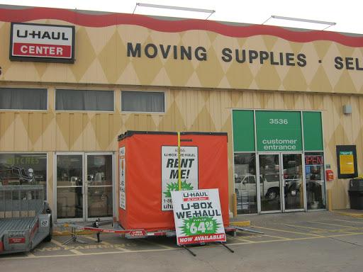 Truck Rental Agency «U-Haul Moving & Storage of Pasadena», reviews and photos