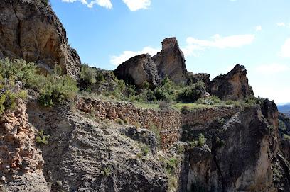 Castillo de Tramacastiel, Ruinas