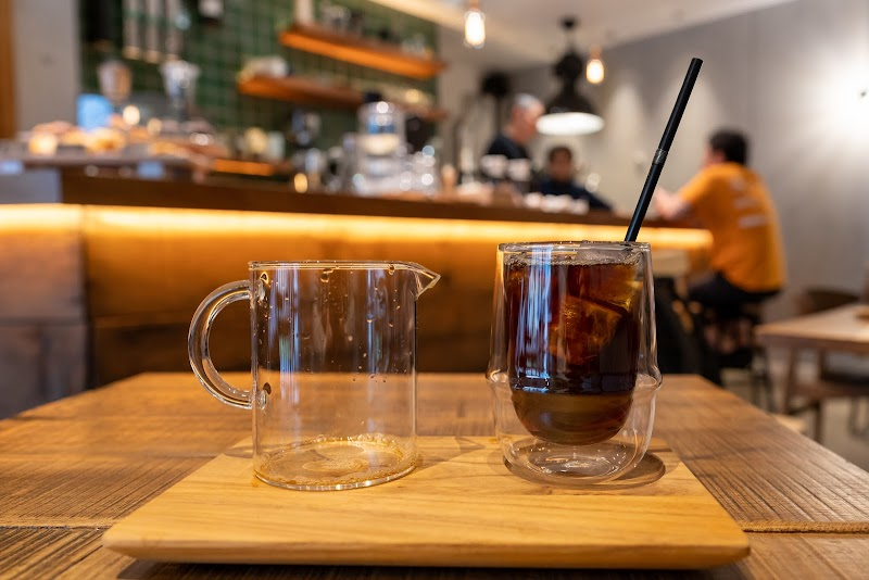 ミドルガーデンコーヒースタンド