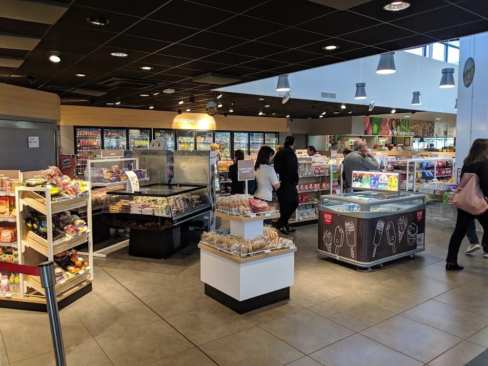 photo du resaurant La Croissanterie - AUTOGRILL Béziers Montblanc Nord A9